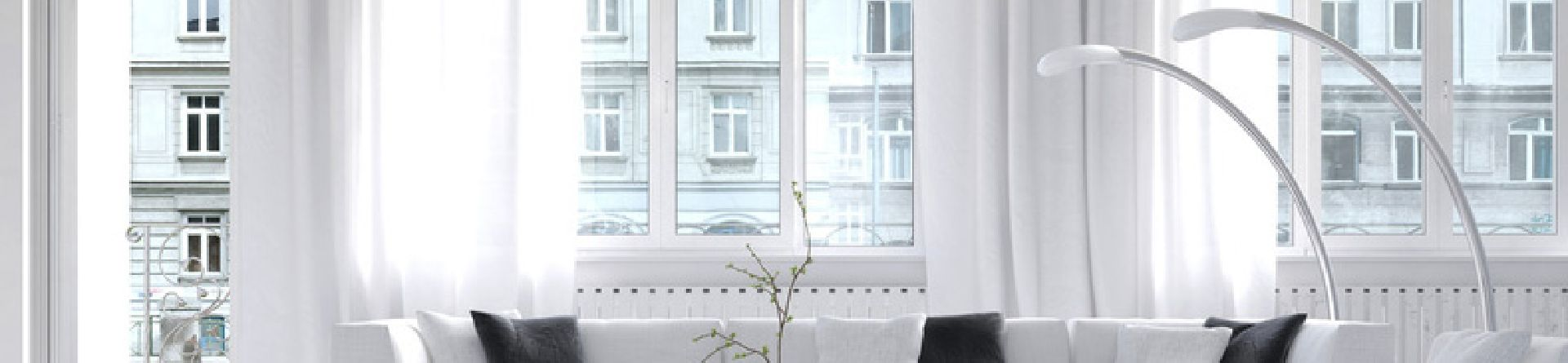 Fenster streichen und renovieren